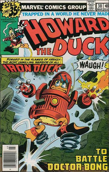 Howard the Duck (1976) 30-A by Marvel