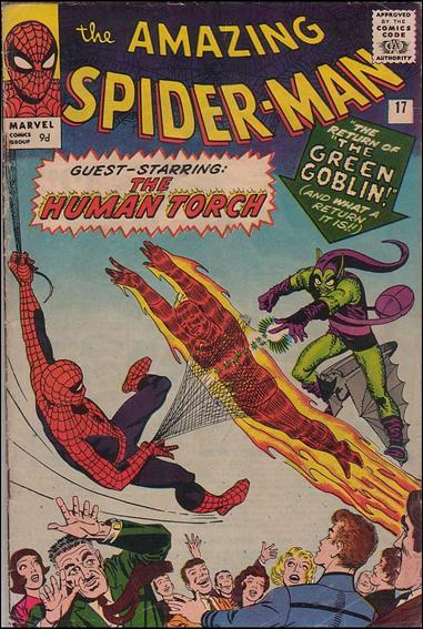 Amazing Spider-Man (1963) 17-B by Marvel