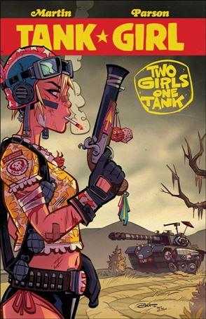Tank Girl: Two Girls, One Tank 4-A