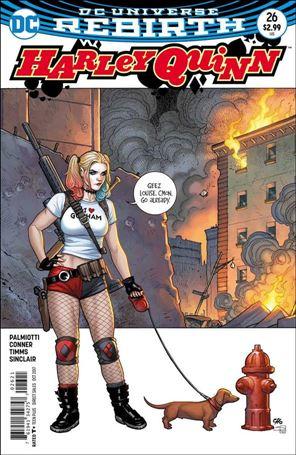 Harley Quinn (2016) 26-B
