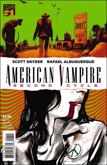 American Vampire: Second Cycle 1-A by Vertigo