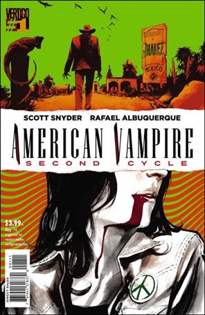American Vampire: Second Cycle 1-A