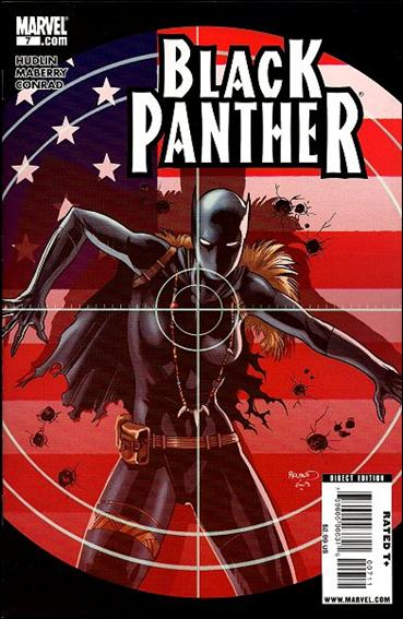 Black Panther (2009) 7-A by Marvel