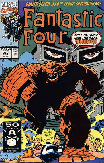 Fantastic Four (1961) 350-A by Marvel