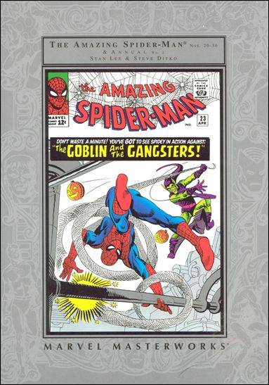 Marvel Masterworks: The Amazing Spider-Man - Barnes & Noble Edition 3-A by Marvel