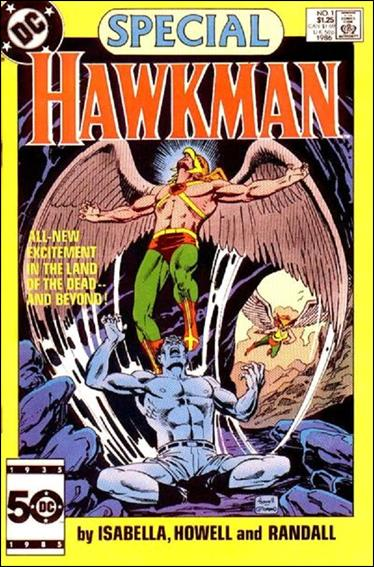 Hawkman Special (1986) 1-A by DC