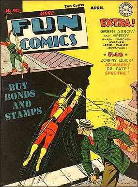 More Fun Comics 90-A by DC