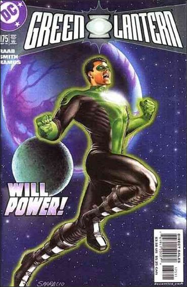 Green Lantern (1990) 175-A by DC