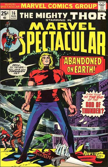 Marvel Spectacular 16-A by Marvel