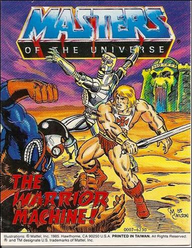 Masters of the Universe (1983) 5.7-A by Mattel