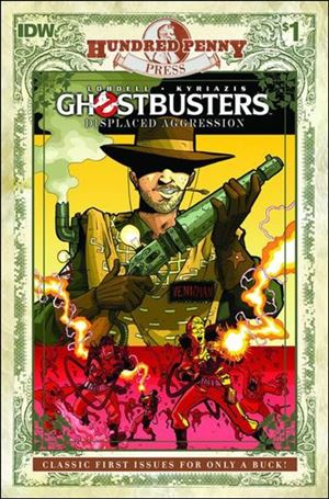 Ghostbusters: Displaced Aggression 1-D