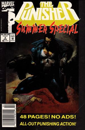 Punisher Summer Special 2-A