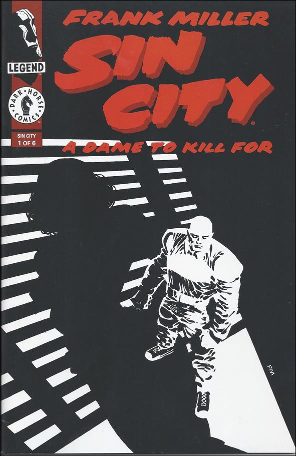 Sin City: A Dame to Kill For 1-D by Dark Horse