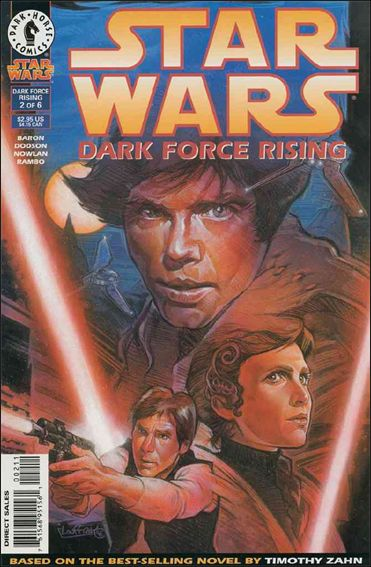 Star Wars: Dark Force Rising 2-A by Dark Horse