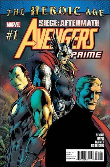 Avengers Prime 1-A by Marvel