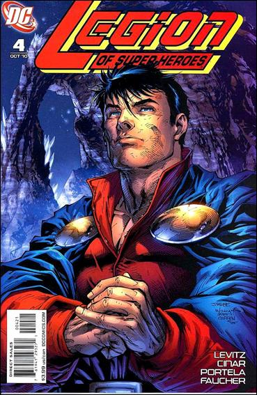 Legion of Super-Heroes (2010) 4-B by DC