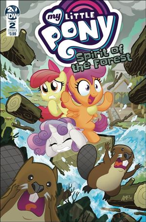 My Little Pony: Spirit of the Forest 2-B