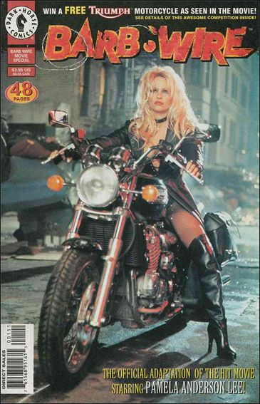 Barb Wire Movie Special 1-A by Dark Horse