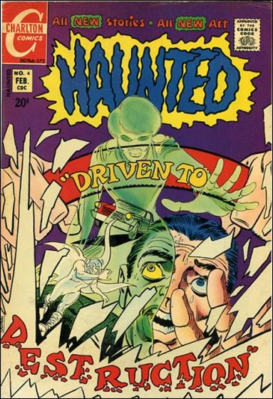 Haunted (1971) 4-A by Charlton