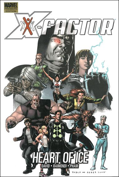 X-Factor 4-A by Marvel