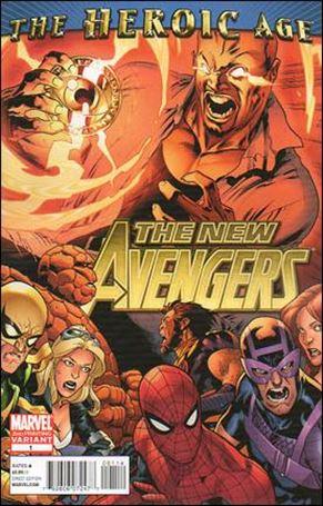 New Avengers (2010) 1-F