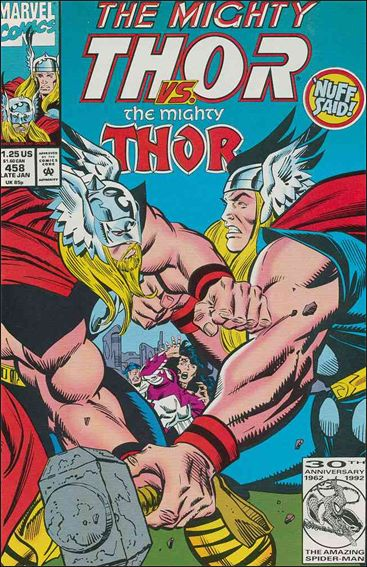Thor (1966) 458-A by Marvel