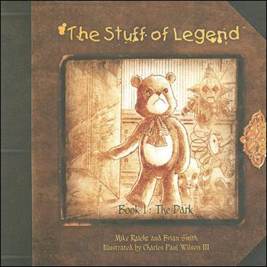 Stuff of Legend 1-A by Th3rd World Studios