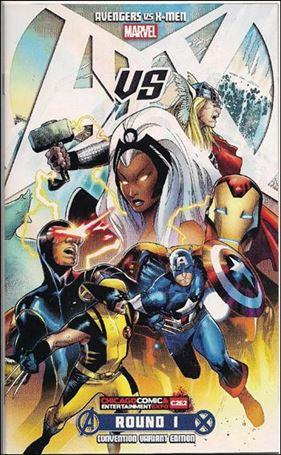 Avengers vs X-Men 1-K