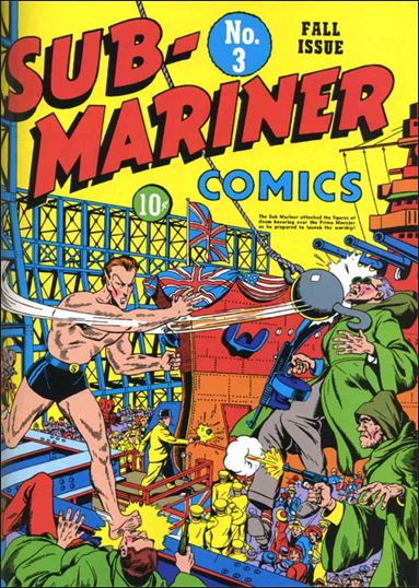 Sub-Mariner (1941) 3-A by Atlas