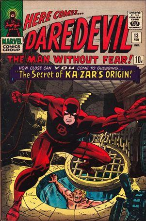 Daredevil (1964) 13-B
