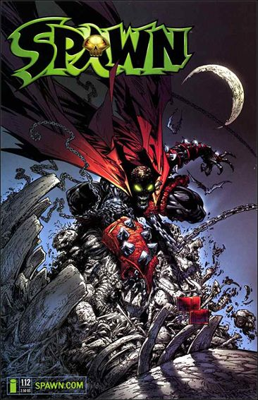 Spawn 112-A by Image