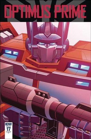 Optimus Prime 17-C