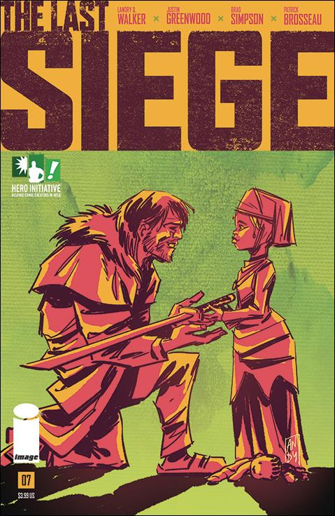 Last Siege 7-B by Image