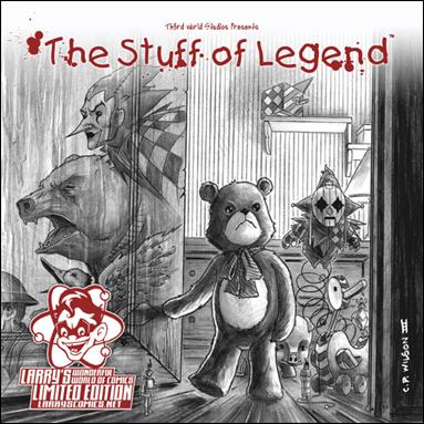 Stuff of Legend (2009) 1-C by Th3rd World Studios