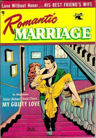 Romantic Marriage 24-A by Ziff-Davis