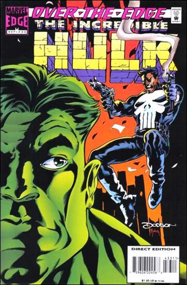 Incredible Hulk (1968) 433-A by Marvel