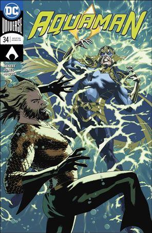 Aquaman (2016) 34-B