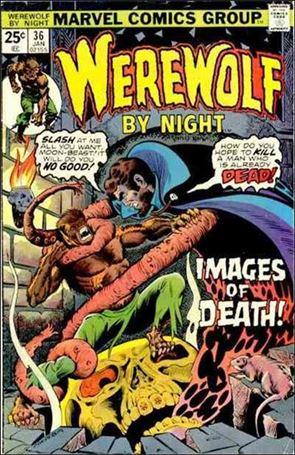Werewolf by Night (1972) 36-A