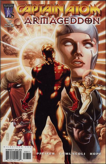 Captain Atom: Armageddon 8-A by WildStorm