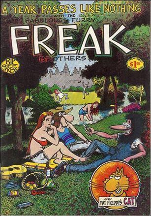Fabulous Furry Freak Brothers 3-E