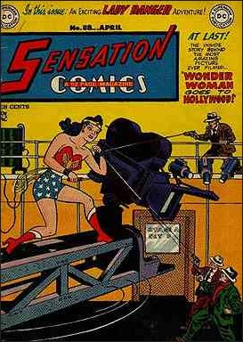 Sensation Comics (1942) 88-A by DC
