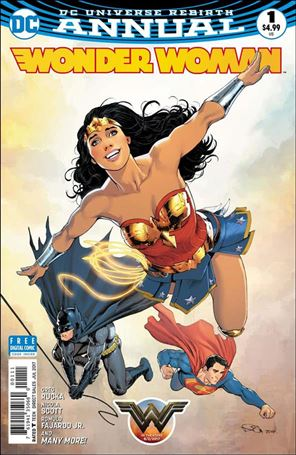 Wonder Woman Annual (2017) 1-A