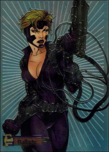 Cyber Force All-Chromium 11-A by Topps