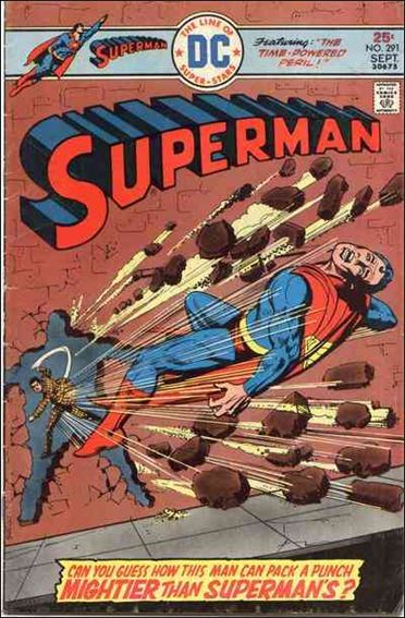 Superman (1939) 291-A by DC
