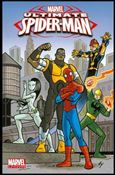Marvel Universe Ultimate Spider-Man 3-A