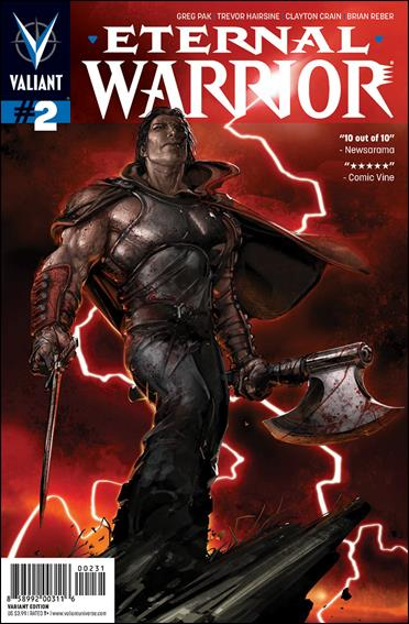 Eternal Warrior (2013) 2-B by Valiant Entertainment