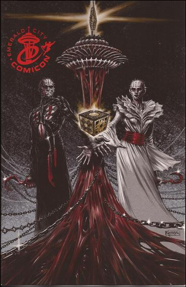Clive Barker's Hellraiser (2011) 10-C by Boom! Studios