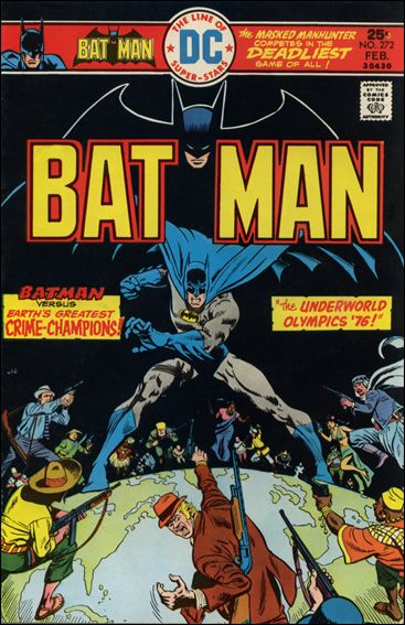 Batman (1940) 272-A by DC