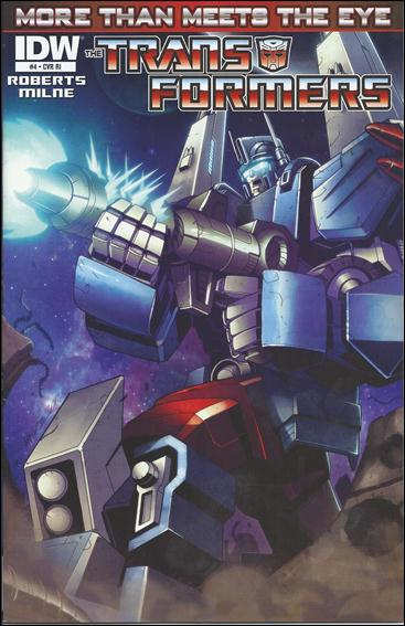 Transformers: More Than Meets the Eye (2012) 4-C by IDW