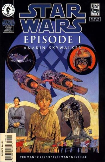 Star Wars: Episode I Anakin Skywalker nn-A by Dark Horse